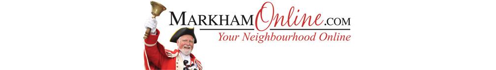 Markham OnLine logo