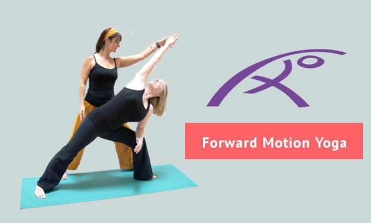 Forward Motion Yoga